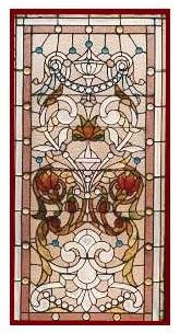 Stained Glass in our Collections