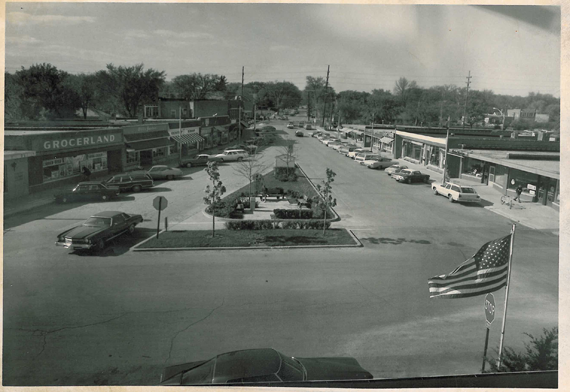 Clarendon Hills in the 1960s