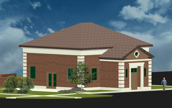 Heritage Hall Rendering